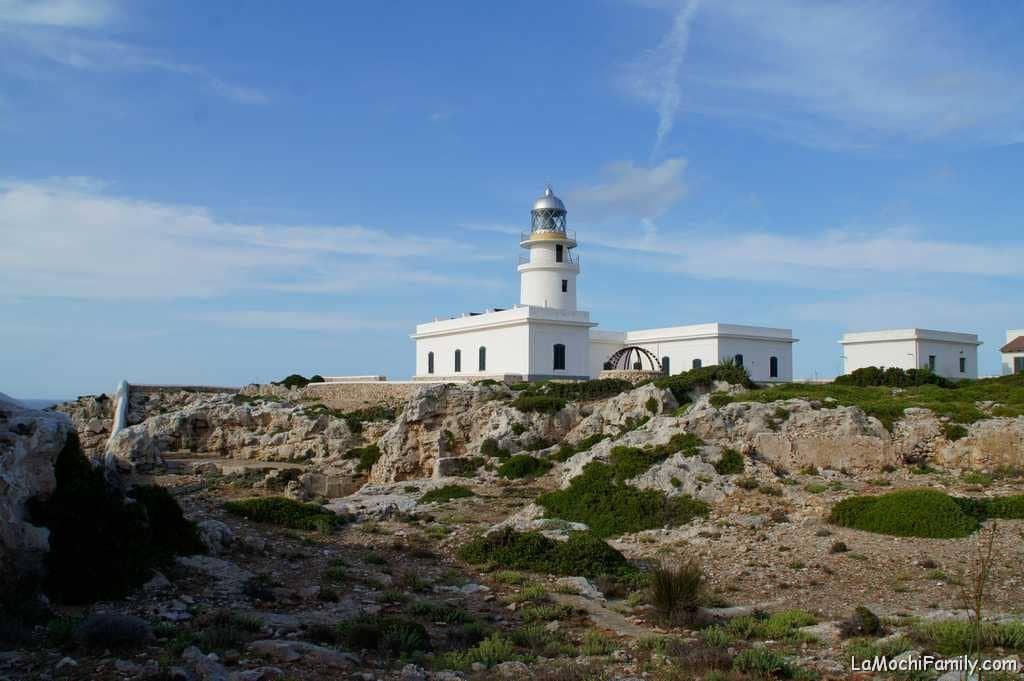 Far de Cavalleria un imprescindible qué ver en Menorca