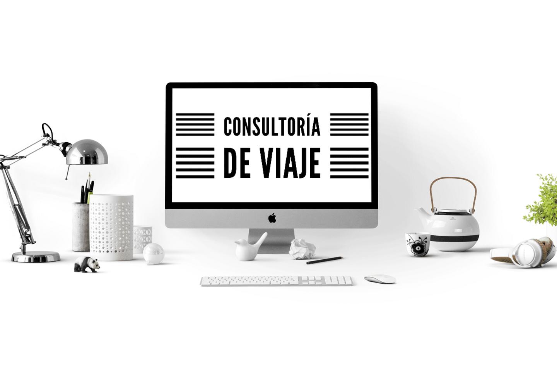Consultoría online de viaje