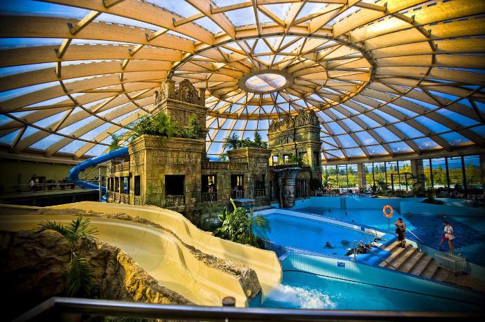 Aquaworld Resort, una de las mejores cosas que hacer en Budapest con niños