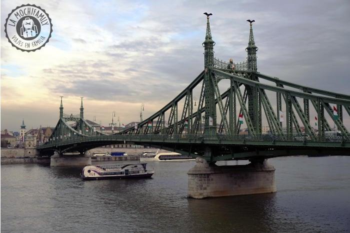 Crucero por el Danubio, uno de los planes que no te puedes perder en tu visita a Budapest