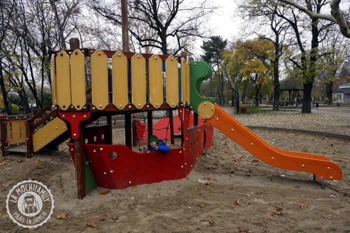 Parque Varosliget un imprescindible en Budapest con niños