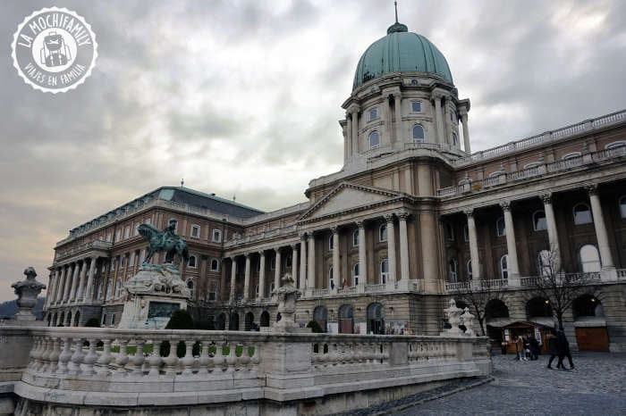 Castillo de Buda, imprescindible que visitar en Budapest