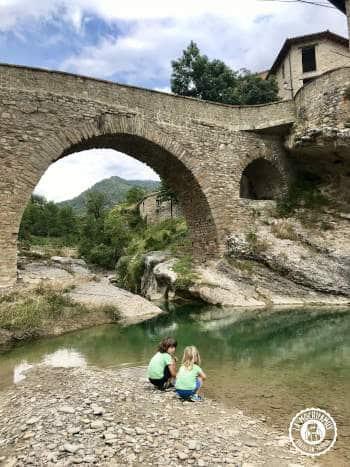 El puente de Serraduy