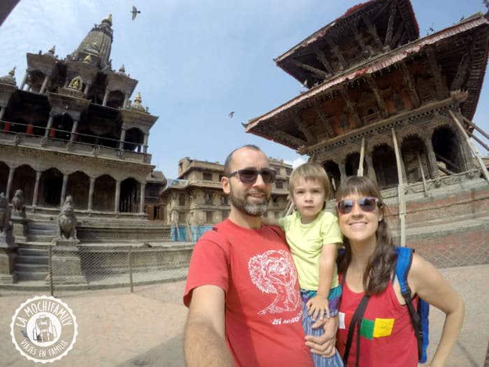 La MochiFamily en Nepal