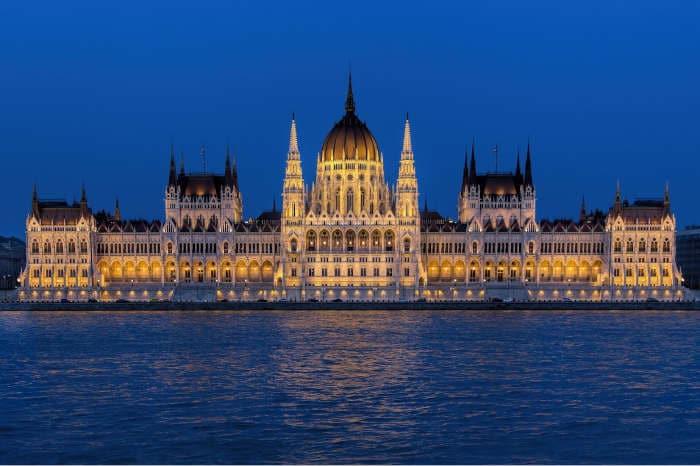 Parlamento de Budapest, visita obligada a Budapest