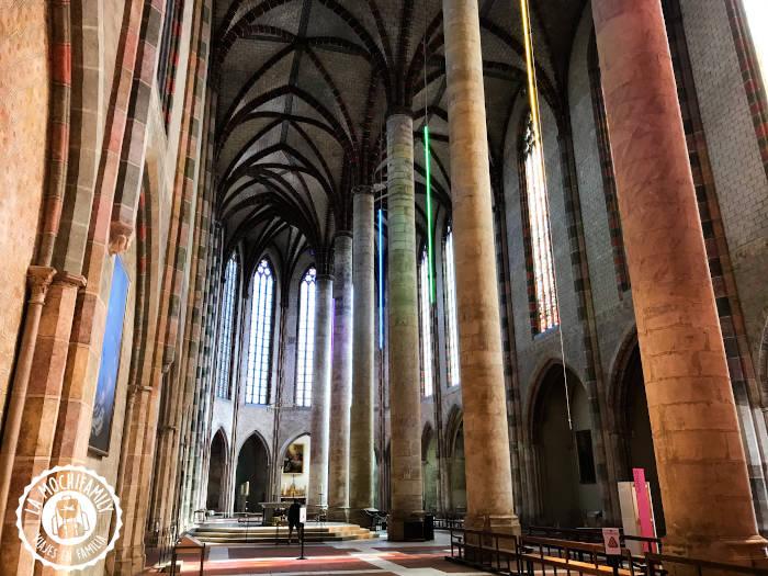 Convento de los jacobinos en Tolosa