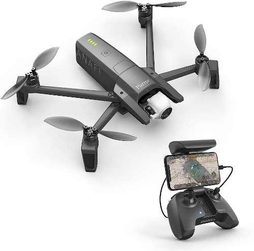 Parrot Anafi, la alternativa a los drones DJI para viajar