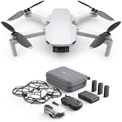Mejor drone plegable para viajar DJI pack mavic min