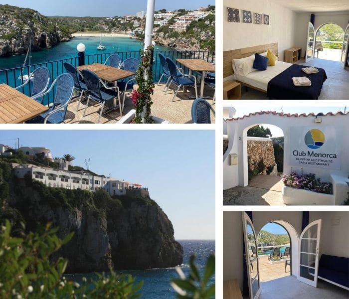Hotel Club Menorca, uno de los hoteles más económicos de Menorca