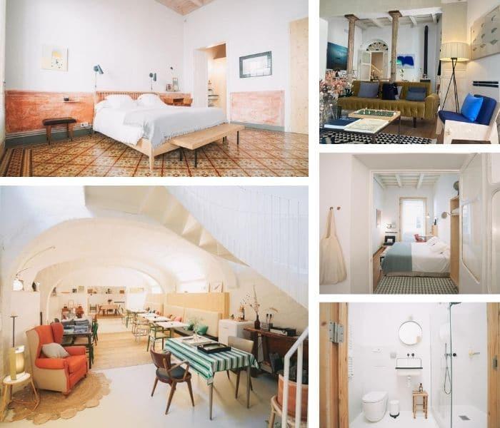 Mejor hotel en Mahó, Hotel Singular&Small Hevresac
