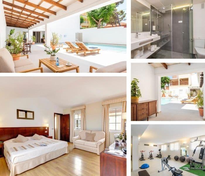 Hotel Menorca Patricia, una de las mejores hoteles de Menorca