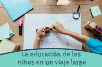 Caratula La educacion de los niños